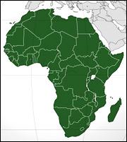 O αφρικανικός τουρισμός και το σαφάρι για άγρια ζώα