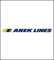 ANEK: Χορηγός μεταφοράς πυροσβεστικών οχημάτων