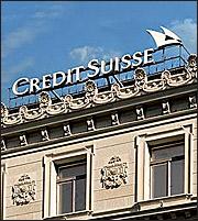 Credit Suisse: Δεύτερο από το... τέλος σε ελκυστικότητα το ΧΑ