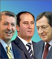 Κύπρος: Οι υποψήφιοι μιλούν για την Οικονομία