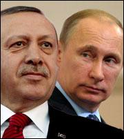Κρεμλίνο: Συνάντηση με Πούτιν τη Δευτέρα ζήτησε ο Ερντογάν