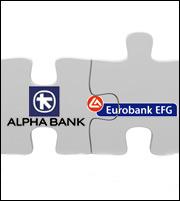 Οι 2+1 λόγοι για το… ναυάγιο Alpha - Eurobank