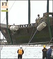 Το μυστήριο με τα πλοία - «φαντάσματα» που ξεβράζονται στην Ιαπωνία