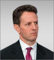 T. Geithner: Όχι όρια στις αποδοχές των στελεχών