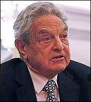 Soros: Η Ρωσία μεγαλύτερος κίνδυνος για την ΕΕ από τις εκλογές στην Ελλάδα