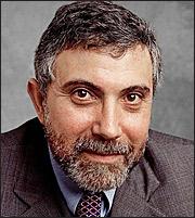 Krugman: Μην πυροβολείτε την Ελλάδα - Η Γερμανία φταίει