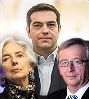 ΕΕ: Ετοιμάζει plan B για το χρέος χωρίς το ΔΝΤ