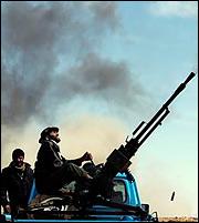 Θερμό επεισόδιο στα σύνορα Λιβύης - Τυνησίας