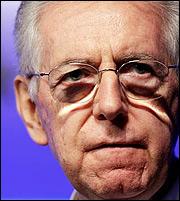 Monti:Έχουμε μόνο μία εβδομάδα να σώσουμε το ευρώ