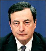 Μ. Ντράγκι: «Σήμα» για αποφάσεις από ΕΚΤ τον Ιούνιο