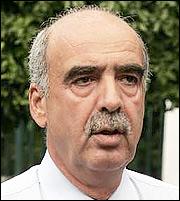 Μεϊμαράκης: Περιμένω οι αρχηγοί να βγουν με νέες πολιτικές προτάσεις