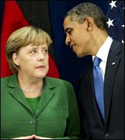 Συνεργασία με Ελλάδα ζητά από τη Μέρκελ ο Ομπάμα