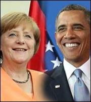 Παρέμβαση Ομπάμα στη Μέρκελ υπέρ της Ελλάδας