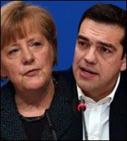 Πρόσκληση Μέρκελ στον Τσίπρα να επισκεφτεί το Βερολίνο - Στις 23 Μαρτίου το ραντεβού