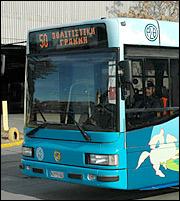 Βροχή επιδοτήσεων στα λεωφορεία Θεσσαλονίκης που... δεν φτάνουν