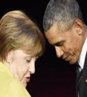 Ομπάμα σε Μέρκελ: Η Αθήνα να επιστρέψει σε βιώσιμη ανάπτυξη