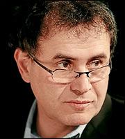 Roubini: Καταστροφική η στρατηγική λιτότητας