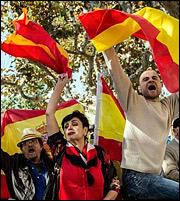 Ανατροπές στις ισπανικές εκλογές