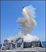 Συναγερμός από εντοπισμό βαλλιστικών πυραύλων