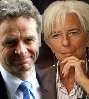 «Εμφύλιος» (και) στο ΔΝΤ για το ελληνικό πρόγραμμα