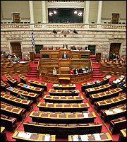 Αποχώρηση ΚΚΕ-ΣΥΡΙΖΑ από τη συζήτηση των 132 τροπολογιών