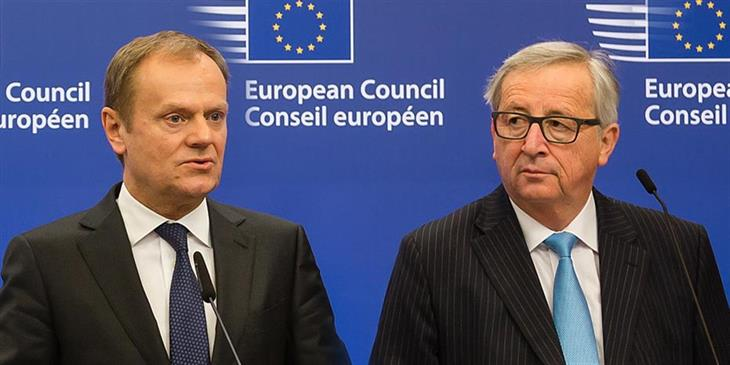 Σύνοδος Κορυφής: Συμφωνία-εξπρές στη στρατηγική για το Brexit