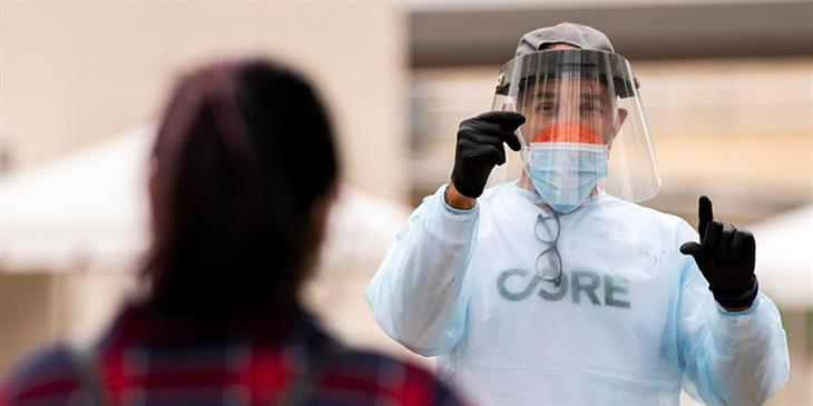Κορωνοϊός: 354 κρούσματα, τρεις νεκροί στην Ελλάδα