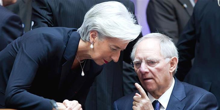 Γρήγορη συμφωνία για Ελλάδα θέλει το ΔΝΤ