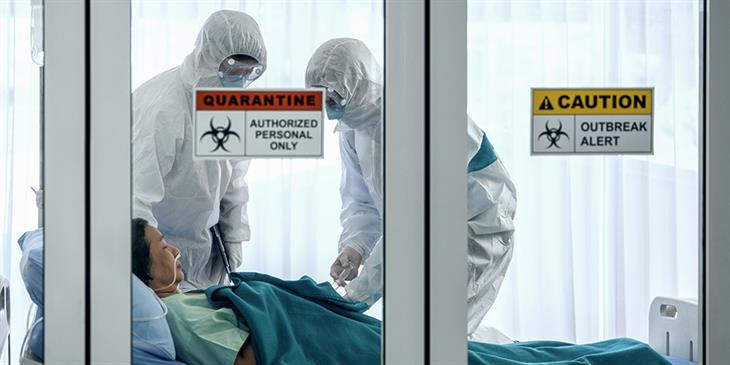 Κορυφαίος επιδημιολόγος: Η επόμενη πανδημία μπορεί να σκοτώσει εκατομμύρια