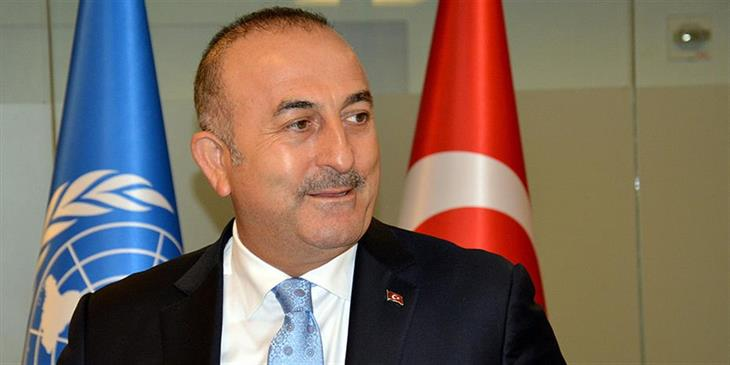 Τσαβούσογλου: Θα συνεχίσουμε τις έρευνες στην Κύπρο
