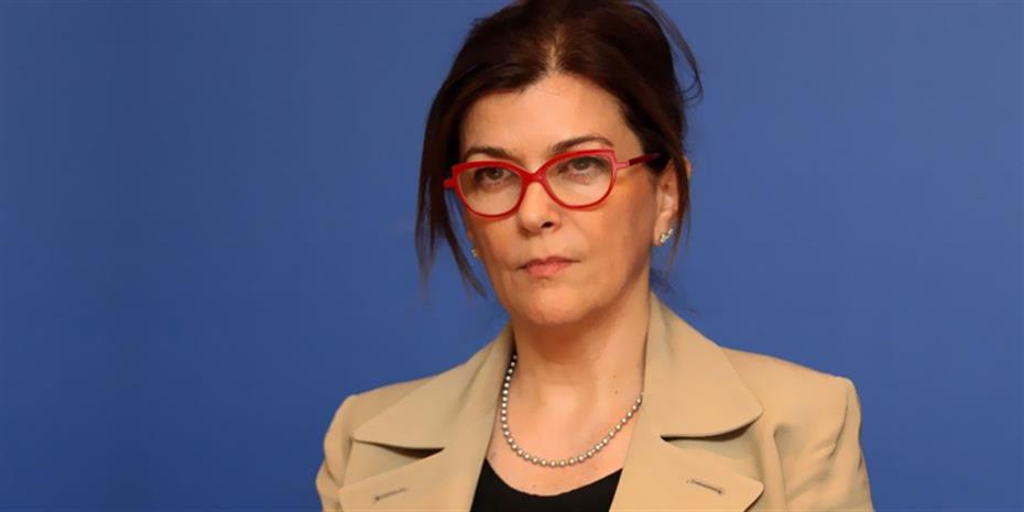 Εκτός κυβέρνησης η Ράνια Αντωνοπούλου