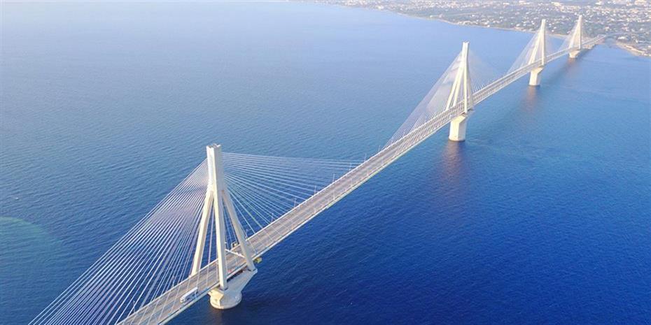 Πιστοποίηση της Γέφυρα Α.Ε. από την  TÜV Hellas
