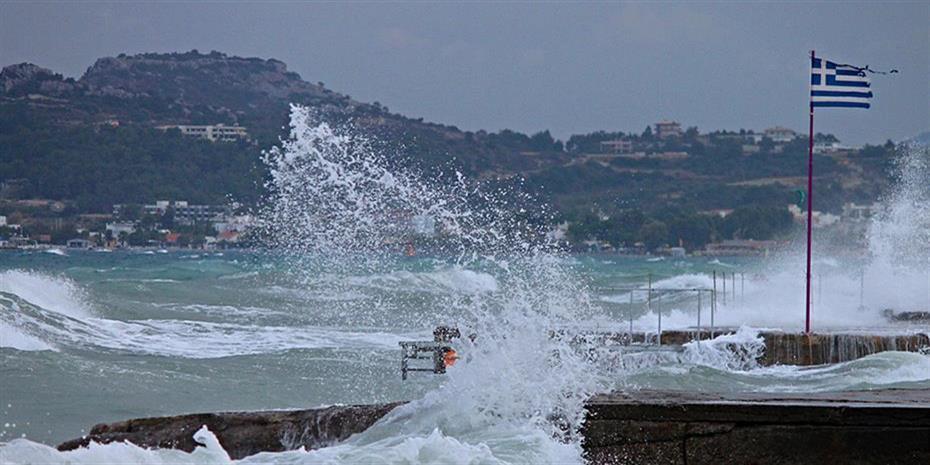 Μακρινό το σενάριο «Μεσογειακού Κυκλώνα»