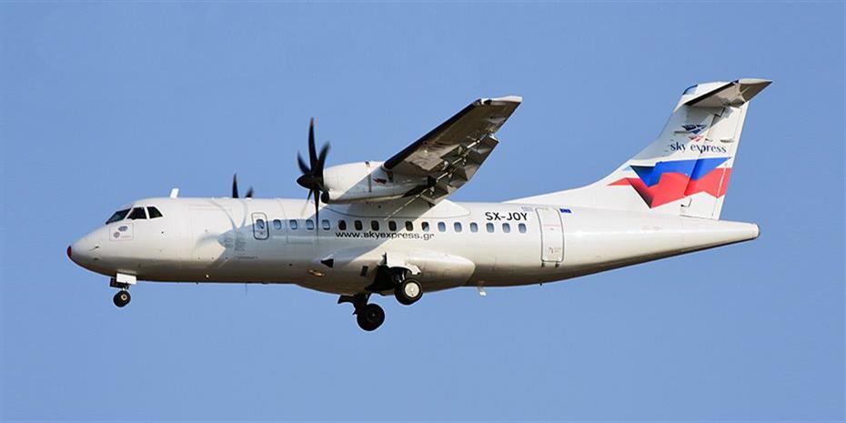 Το αεροπορικό «αντάρτικο» του Mr. Swissport μέσω της Sky Express