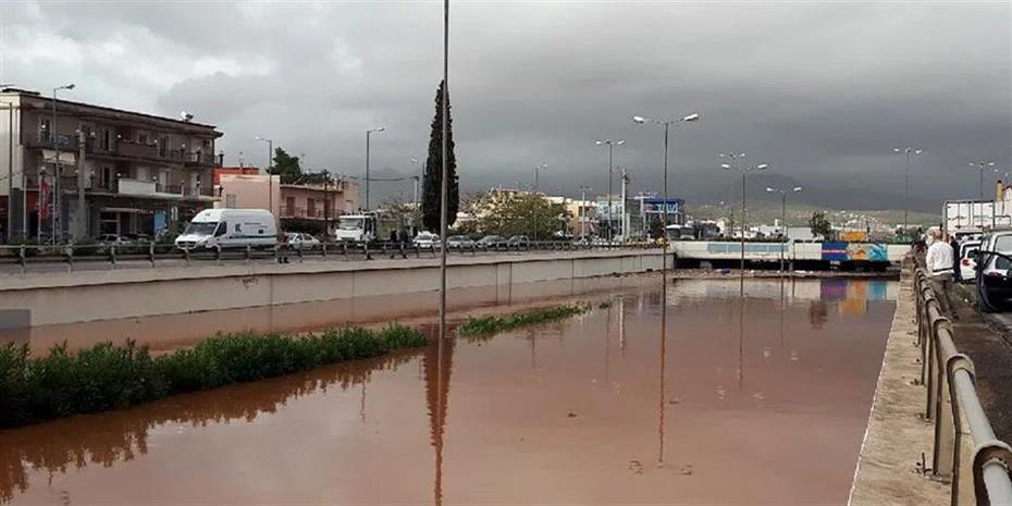 Κλήσεις της εισαγγελίας για τις πλημμύρες στη Μάνδρα
