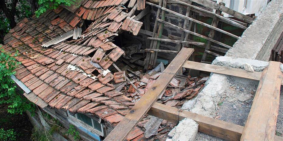 Μεγάλες ζημιές και στη Δυτ. Μακεδονία από την κακοκαιρία