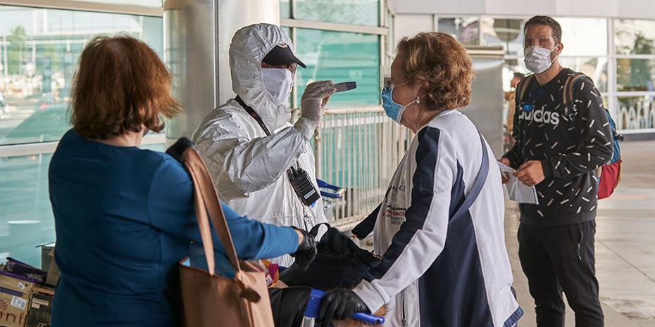 Πανδημία: Τα 12,54 εκατομμύρια έφτασαν τα κρούσματα παγκοσμίως