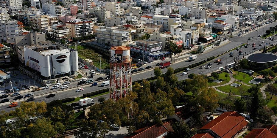 Εντάσσεται στο project του Ελληνικού ο Υδατόπυργος