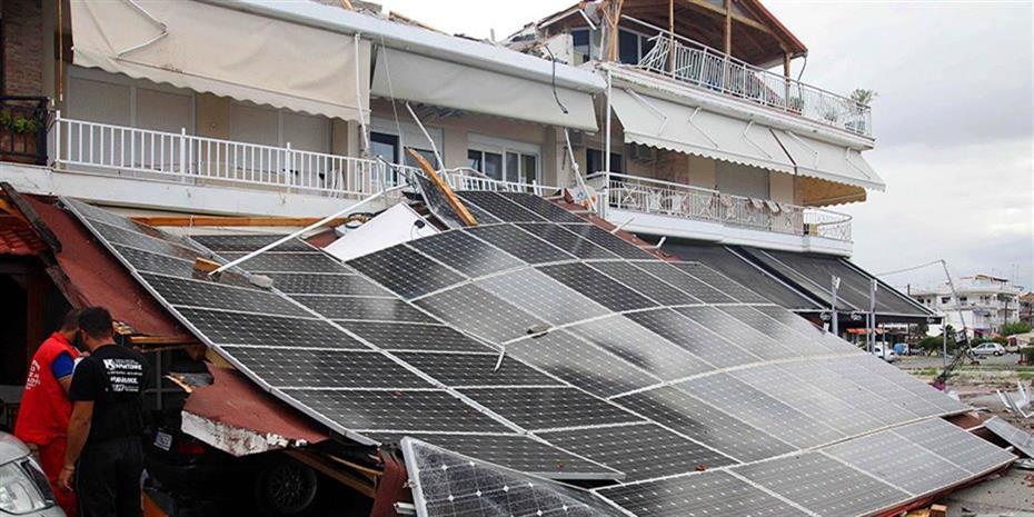 Χαλκιδική: Συνεχίζονται οι εργασίες αποκατάστασης