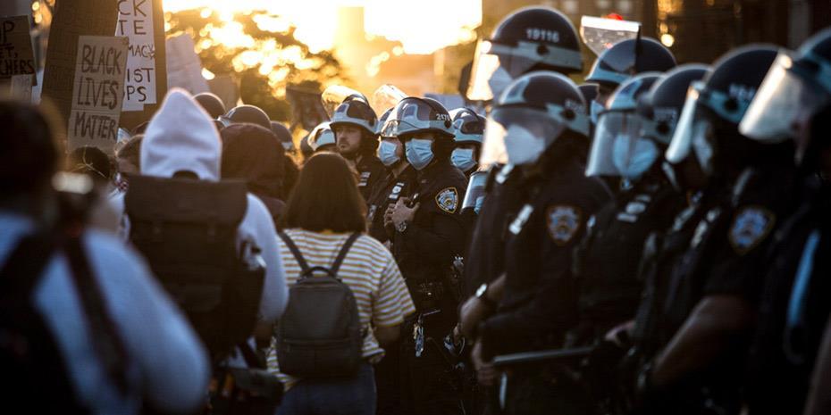 Διαδηλώσεις σε όλον τον κόσμο κατά του ρατσισμού και της αστυνομικής βίας