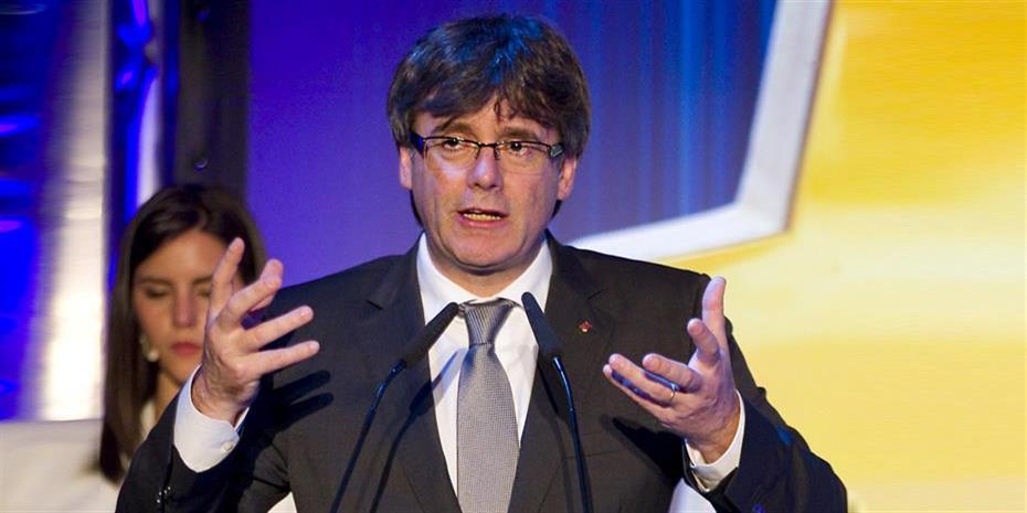 Δεν δεχόμαστε τα μέτρα της Μαδρίτης, λέει ο καταλανός ηγέτης