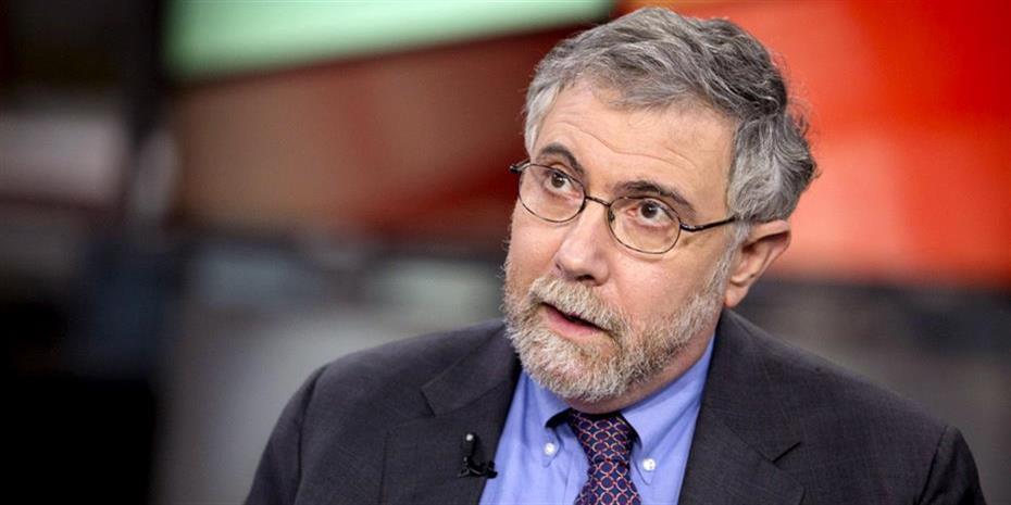 Ο Κρούγκμαν προειδοποιεί για παγκόσμια ύφεση το 2019