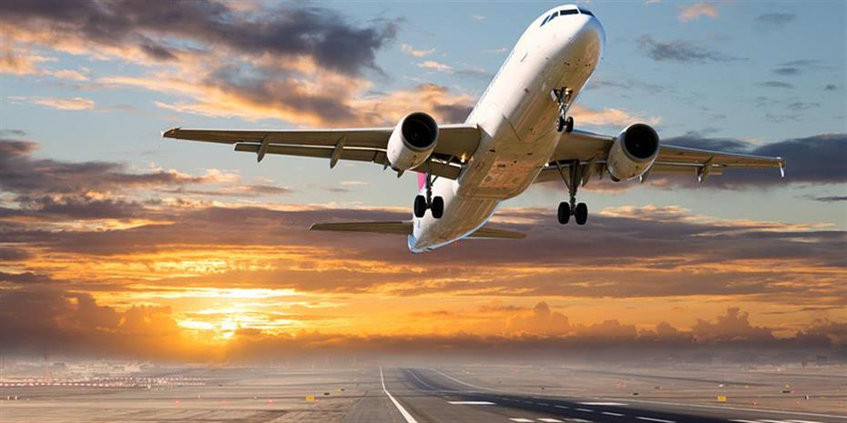 Αυξήθηκε 3,7% η επιβατική κίνηση στα αεροδρόμια τον Ιανουάριο