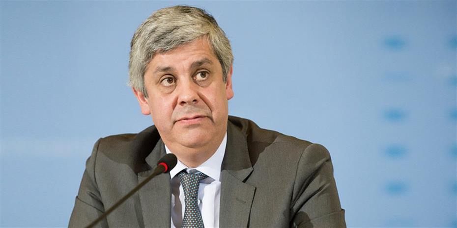 Centeno: Τελευταίο Eurogroup με την Ελλάδα σε πρόγραμμα