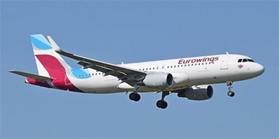 Eurowings: Νέες πτήσεις σε Σαντορίνη και Κω από Ντίσελντορφ και Στουτγάρδη