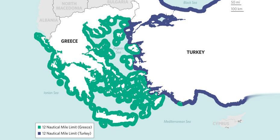 Η Τουρκία δεν θα ρισκάρει πόλεμο με Ελλάδα ή σκληρές κυρώσεις
