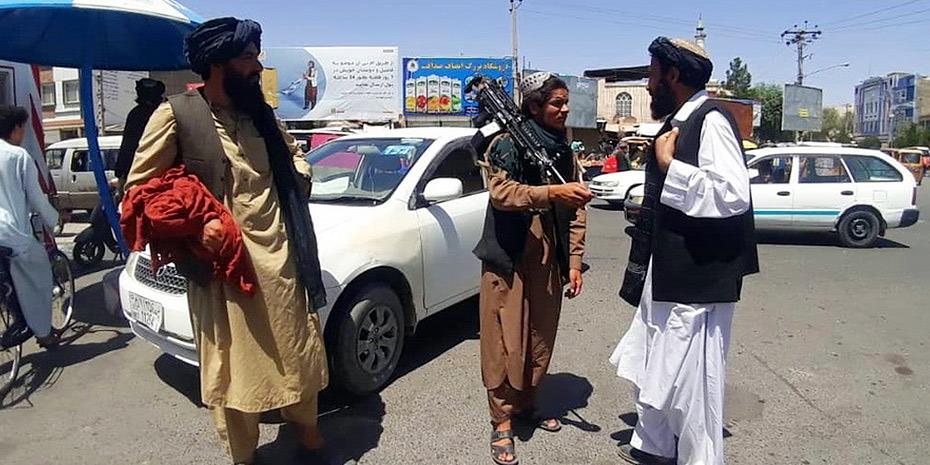 Ταλιμπάν: Ευπρόσδεκτες οι γερμανικές επενδύσεις