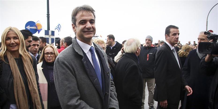 Μητσοτάκης: Η κυβέρνηση θέλει να βυθίσει τη χώρα σε βούρκο σκανδαλολογίας