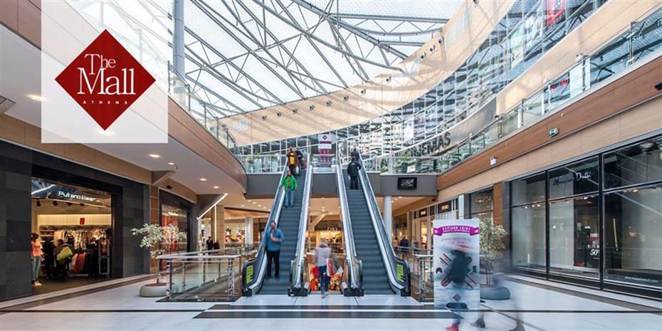 Με θερμικές κάμερες και μέτρα προστασίας ανοίγουν Golden Hall και Mall Athens
