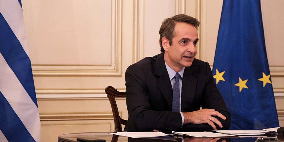 Τι είπε ο πρωθυπουργός στην τηλεδιάσκεψη για τις δωρεές στον Λίβανο